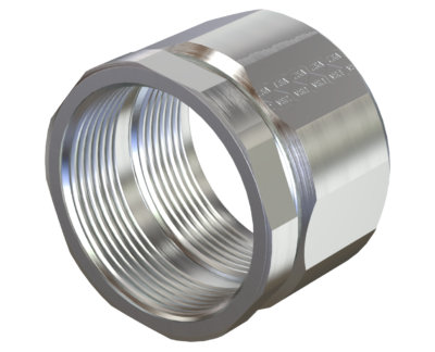 3 Piece Erickson Rigid Coupling Steel USA