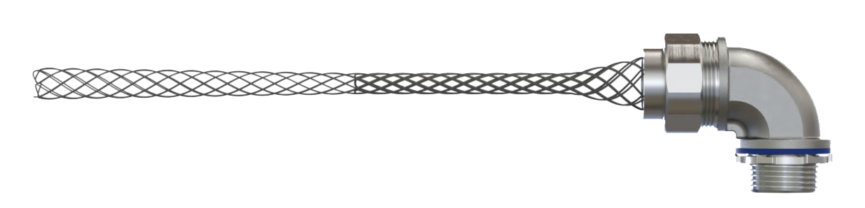 Cord Grip with Mesh