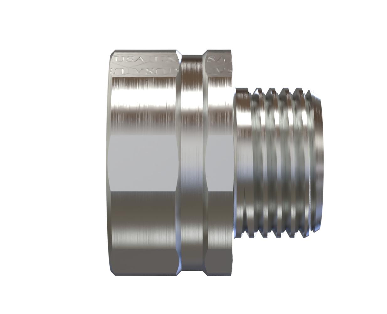 Rigid Conduit Enlargement Fitting Steel