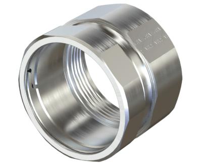emt to rigid threaded coupling steel usa