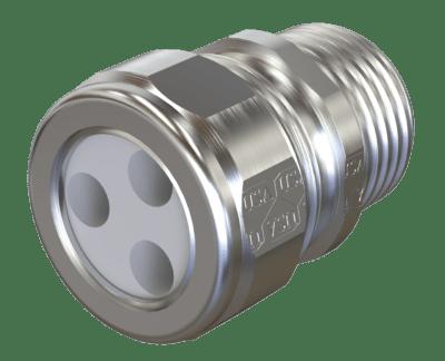 AMFICO CG Connector 3 Entry Multi Hole Grommet
