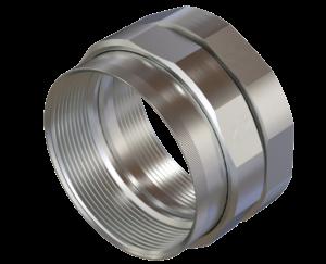American Fittings Rigid Conduit Union - Steel and Aluminum 1/2
